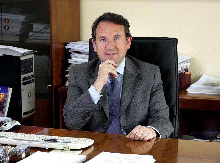 Miguel Ruiz, presidente de ATUC (Asociación de Empresas Gestoras de los Transportes Urbanos Colectivos)