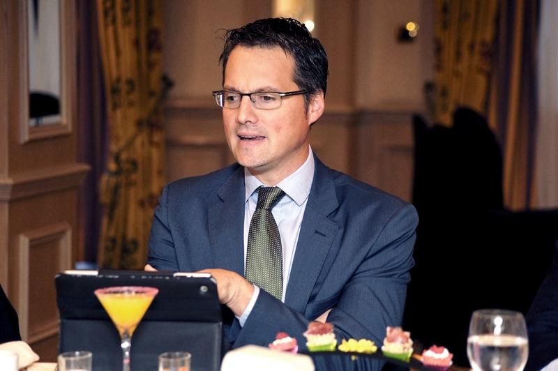 Fernando Riaño, presidente de la Junta Directiva de Forética