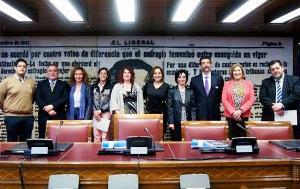 Presentación al GP Socialista del Senado de la ILP contra el copago