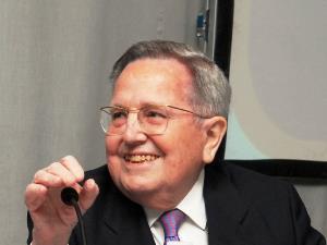 Alberto Arbide, primer presidente del CERMI