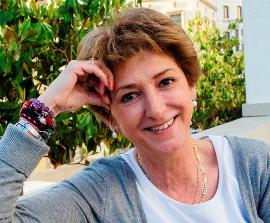 Mª Luisa Villadén, presidenta del CERMI Ceuta