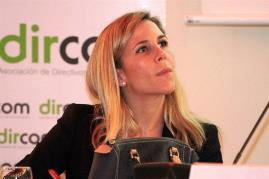 Beatriz Prieto, directora de Comunicación de Down España