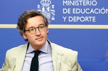 José María Lassalle, secretario de Estado de Cultura