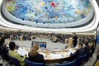 El Consejo de Derechos Humanos (Foto: Naciones Unidas)