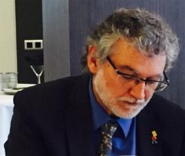 Fernanado Lezcano, secretario de Organización y Comunicación de CCOO