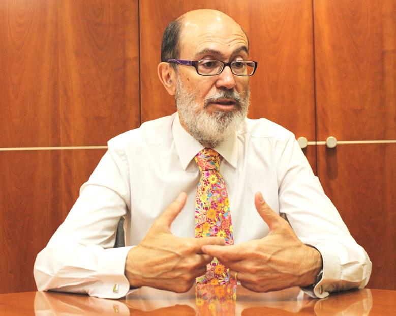 José Boada, presidente de Seguros Pelayo