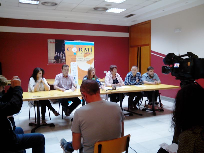 El CERMI Asturias exige al Principado que pague la deuda pendiente o habrá asociaciones que desaparecerán