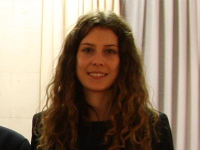 Alba Ancochea, directora de Feder y su Fundación