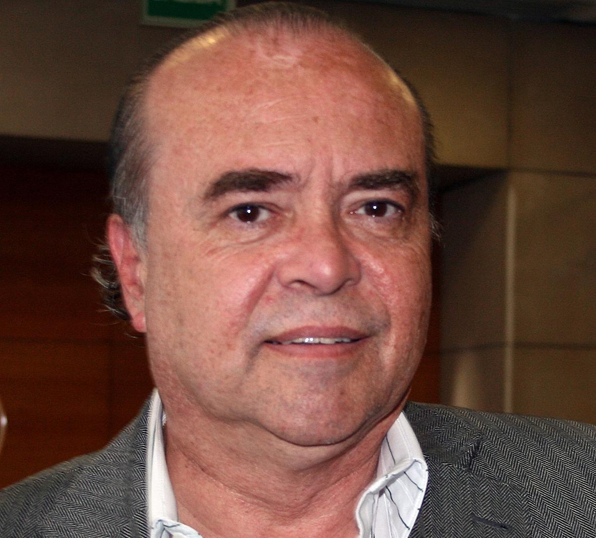 Carlos Laguna, presidente de COCEMFE CV y periodista