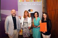 El CERMI recibe el Distintivo Igualdad en la Empresa