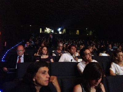 Momento del congreso 'Empleando salud mental' de Feafes Empleo