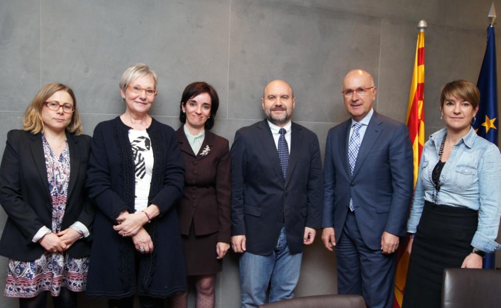 El CERMI se reúne con representantes de CiU