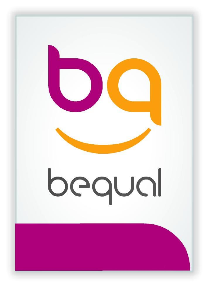 Logotipo del Sello Bequal