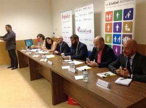 El CERMI, en el curso sobre emprendimiento inclusivo de la Universidad Rey Juan Carlos de Madrid