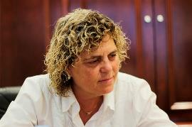 Teresa Palahí, secretaria general de Fundación ONCE