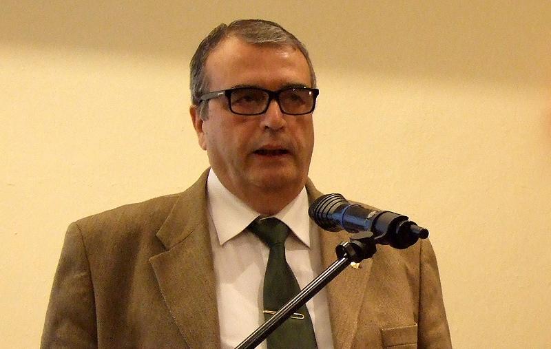 Joaquín Barberá, presidente del CERMI Región de Murcia