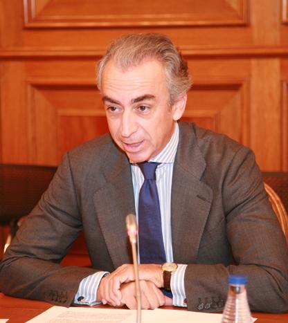 Miguel Ferré, secretario de Estado de Hacienda