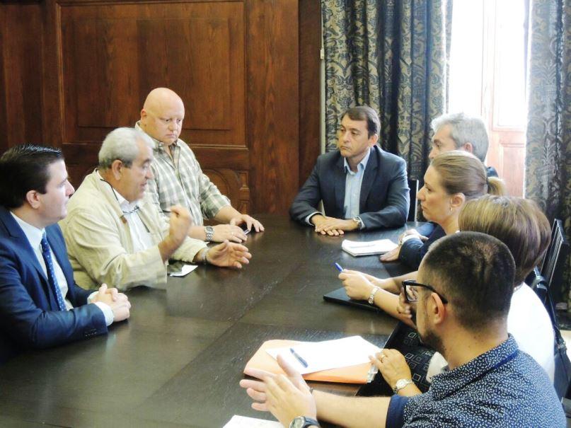 CERMI Canarias y el Ayuntamiento de Santa Cruz, comprometidos con las personas con discapacidad del municipio