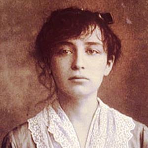 Retrato de la joven Camille Claudel