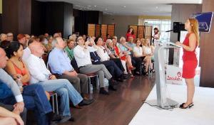 Leonor Basallote, concejala del PSOE en Fuengirola