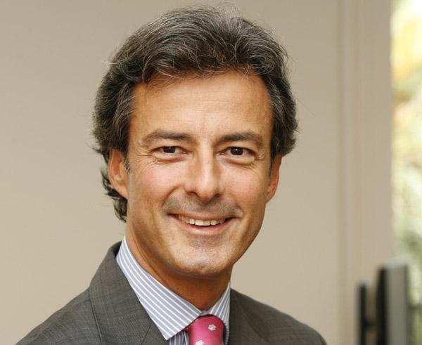Fernando Garrido, Director General del Instituto de Acción Social de la Fundación Mapfre