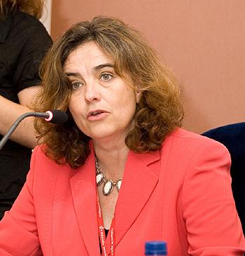 Belén Ruiz, directora técnica del CESyA