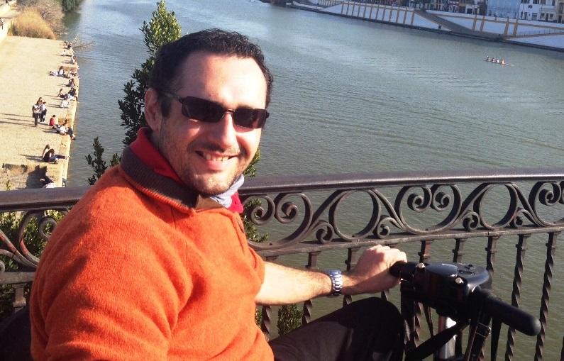 Javier Eneraldo Campos, concejal en Ciudad Real