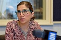 Catalina Devandas, relatora especial de Naciones Unidas para los derechos de las personas con discapacidad
