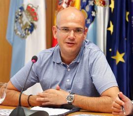 Anxo Queiruga, presidente de CERMI Galicia