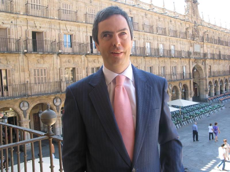 Enrique Sánchez-Guijo Acevedo, concejal de Economía, Empleo y Deporte