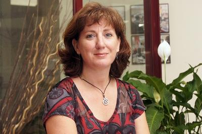 Paloma Martínez, presidenta de la Federación Española de Asperger