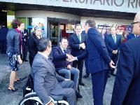 El CERMI, en el acto de presentación de los residentes sanitarios con discapacidad en Valladolid