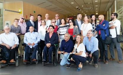 CERMI-Andalucía celebró en Sevilla una Asamblea Electoral de carácter extraordinario de su Comité Ejecutivo