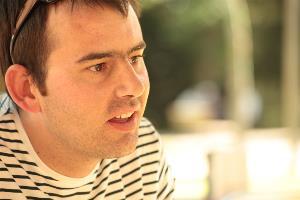 Javier Rodrigo, protagonista del documental #di_capacitados