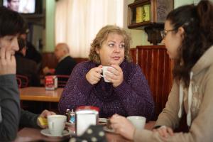 Rocío Baldominos, protagonista del documental #di_capacitado