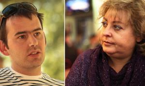 Rocío Baldominos y Javier Rodrigo, protagonistas del documental #di_capacitados