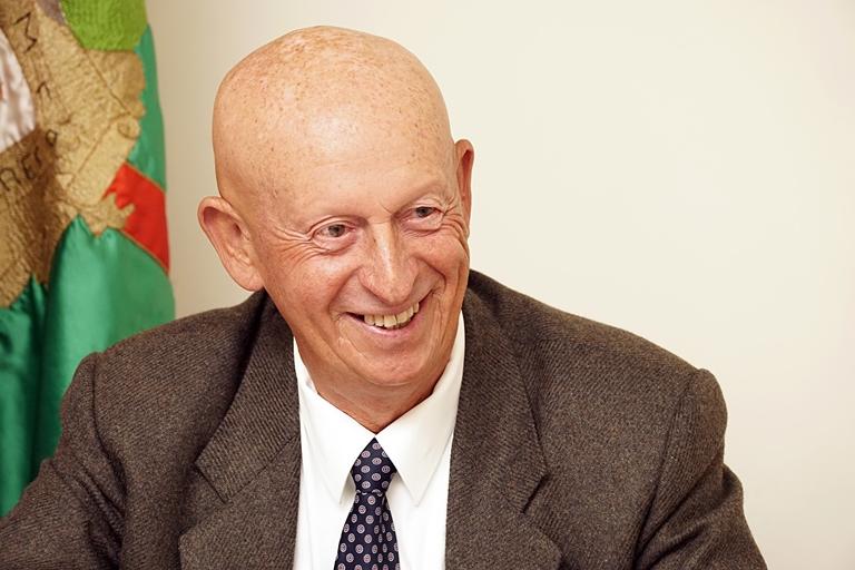 Ramón Rodríguez, presidente de ACIME