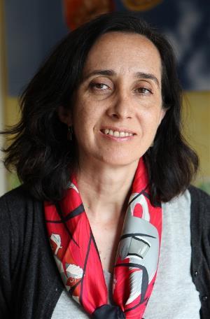 María José Alonso Parreño, Abogada. Doctora en Derecho. Asesora Jurídica de Canal Down 21