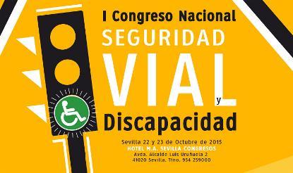 I Congreso Nacional sobre Seguridad Vial y Discapacidad