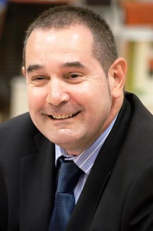 Javier Miranda, ex presidente del CERMIN VERT DCHA