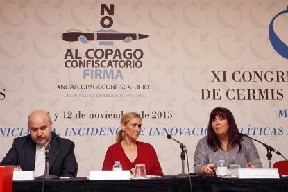 Inauguración del XI Congreso de CERMIS Autonómicos