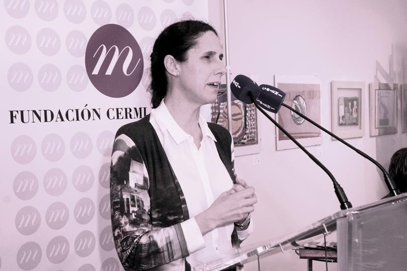 Ana Peláez, vicepresidenta ejecutiva de la Fundación CERMI Mujeres