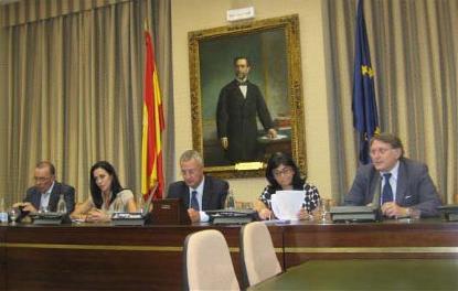 Comisión Permanente para las Políticas Integrales de la Discapacidad del Congreso de los Diputado