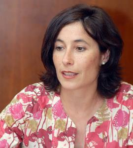 Beatriz Martínez Ríos, autora del estudio