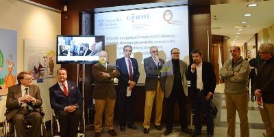 El CERMI ha inaugurado la exposición Caras y Caretas, 25 viñetas para la inclusión