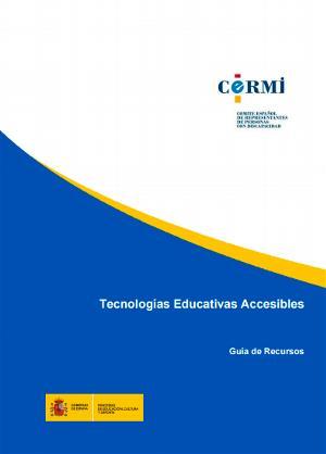 Portada de la Guía de Tecnologías Educativas Accesibles