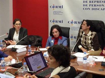 Jornada 'Defensa legal de la discapacidad: derechos Humanos, discapacidad y cooperación con perspectiva de género'