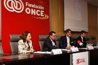 Momento de la 'Jornada Hispano-Israelí: Innovación y Discapacidad'