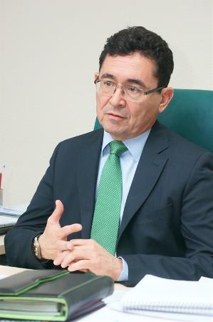 José Antonio Martín, miembro de la Comisión de RSE-D del CERMI