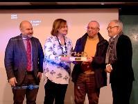 Entrega del Premio cermi.es a 'No solo discapacidad'